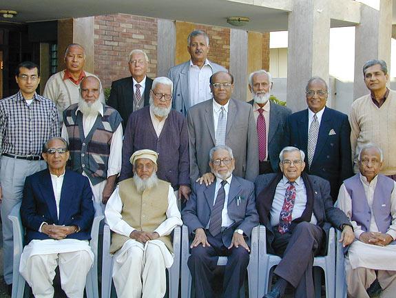 Letters - Pakistani alumni