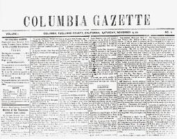 Courtesy Columbia Gazette