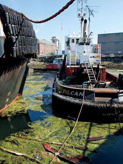 Dunlap tugboat