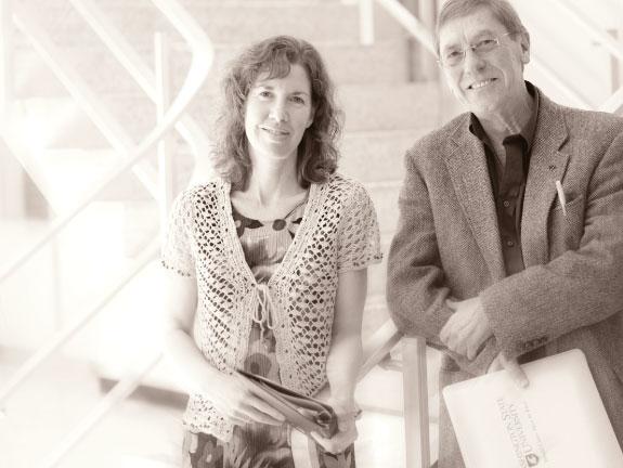 Maureen Schmitter-Edgecombe and Dennis Dyck