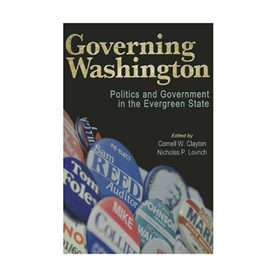 Cover of Governing Washington