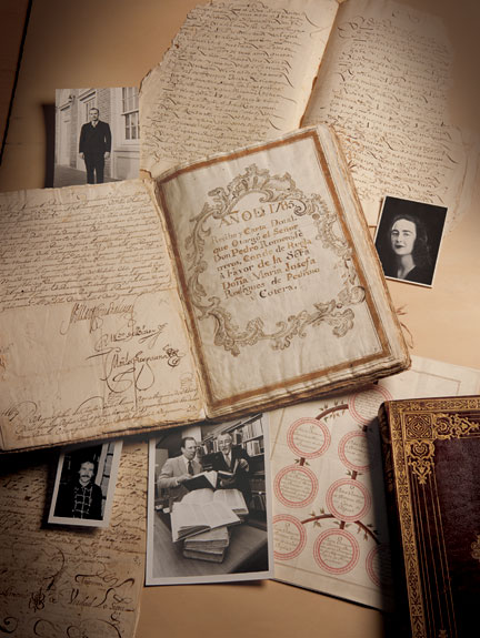 Documents from the Regla Collection