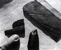 Bone and tusk artifacts