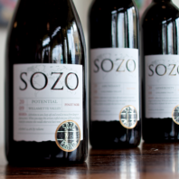 Sozo Friends blended wines