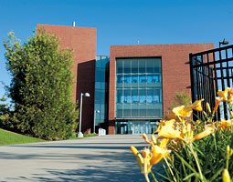 The Paul G. Allen School for Global Animal Health building at WSU