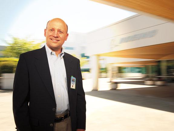 William Clos at Boeing