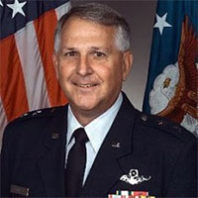 Major General Paul J. Fletcher (Ret.) '72. Courtesy US Air Force