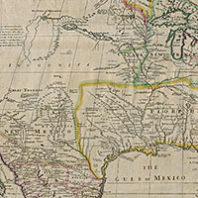 1710 Senex map