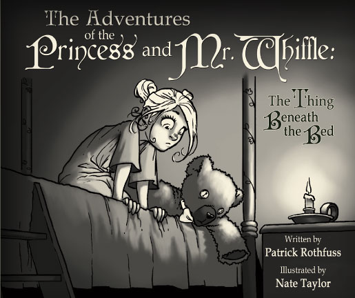 Cover of The Adventures of the Princess and Mr. Whiffle