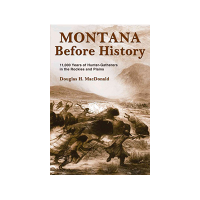 Montana before history book cover
