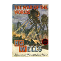 War of the Worlds cover - 1913