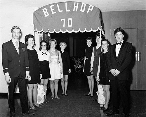 The 1970 Bell Hop