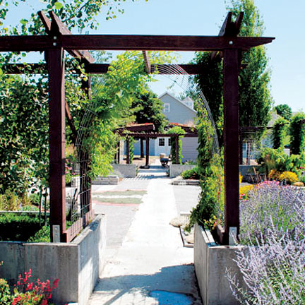 Horticulture and Landscape Architecture Display Garden