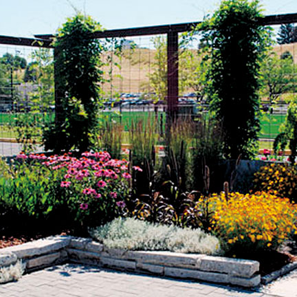 The Horticulture and Landscape Architecture Display Garden