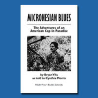 Micronesian Blues cover