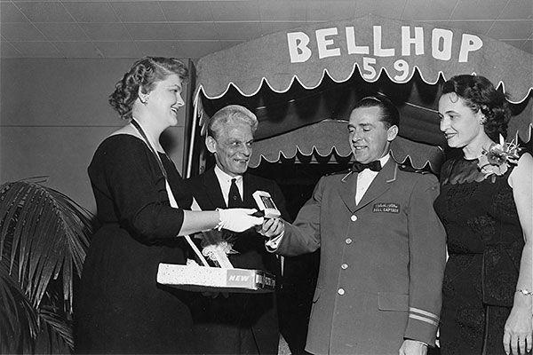 The 1959 Bell Hop