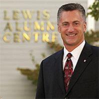 Tim Pavish at WSU Lewis Alumni Centre