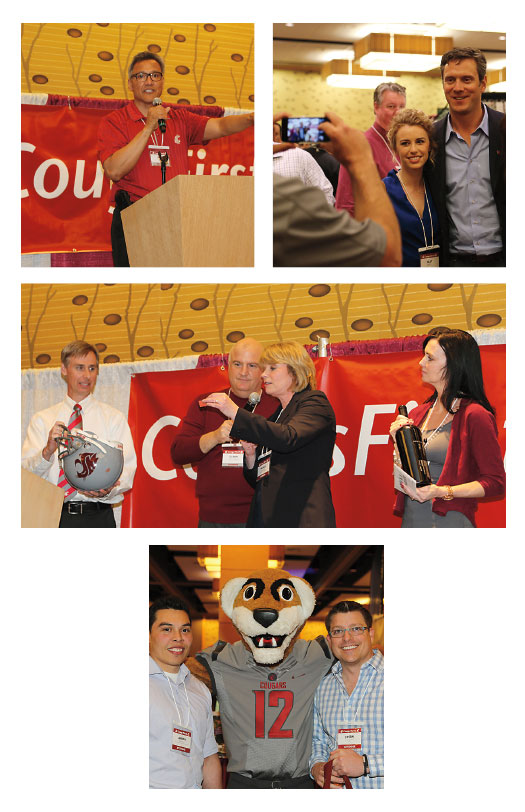 Cougar trade show photos