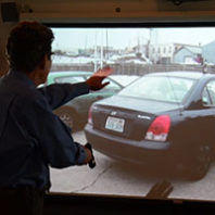 WSU Spokane's Deadly Force Decision-making Simulator