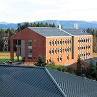 WSU Vancouver building