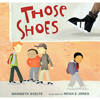 Cover of Those Shoes