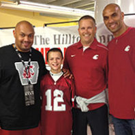 WSU football reunion