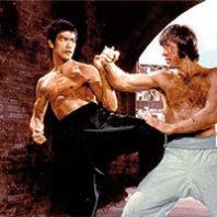 Bruce Lee v. Chuck Norris