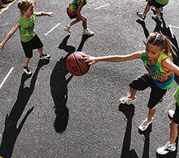 Spokane Hoopfest. Photo Gary Peterson