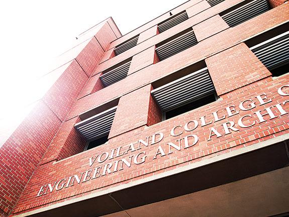 Voiland College entrance