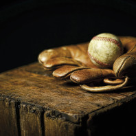 Baseball glove. Andrew Ryback Photography