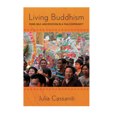 Living Buddhism cover