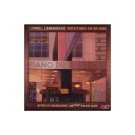 Lowell Liebermann - 88 Squared album cover