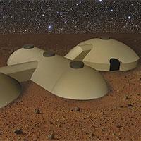 Mars colony thumbnail