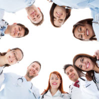 Medical group team