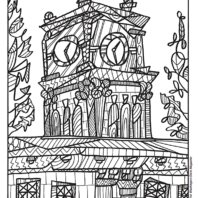 Bryan Hall coloring thumbnail