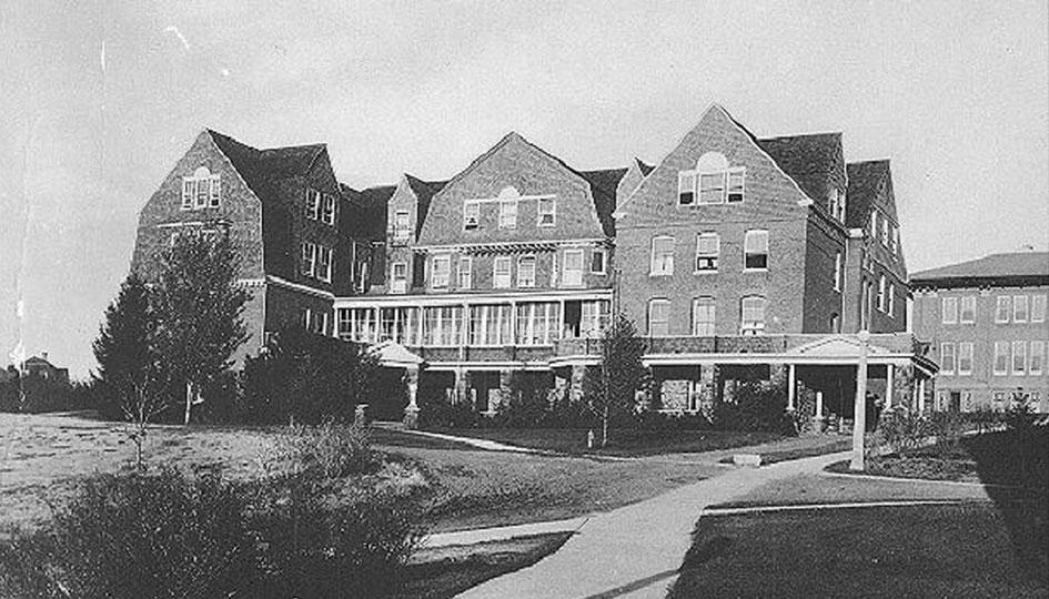 Stevens Hall, c. 1915
