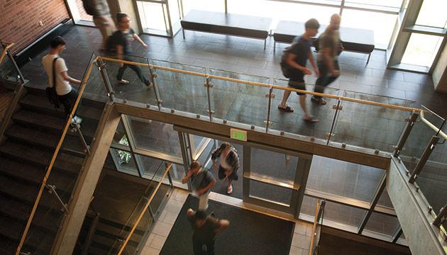 WSU Spokane Academic Center. by Zach Mazur