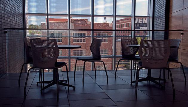 Study area, by Zach Mazur