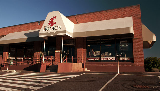 Spokane Bookie, by Zach Mazur