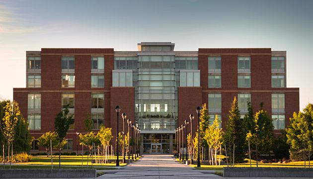 Academic Center, by Zach Mazur
