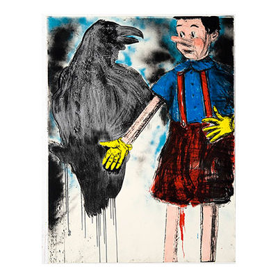 Jim Dine prints gallery thumb