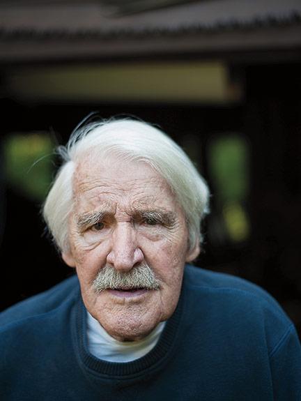 Harold Balazs. Photo Rajah Bose '02