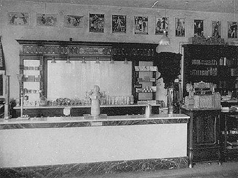 Inside Bookie, 1927
