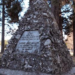 Glenrose Mullan marker