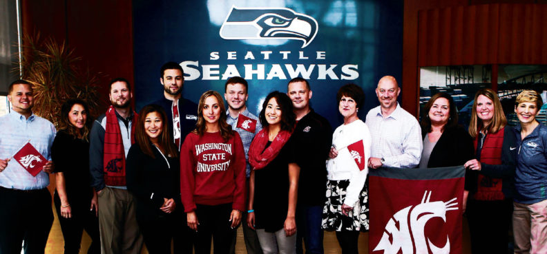 Cougar alumni working for Seahawks