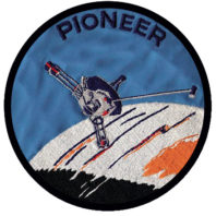 Pioneer 10/11 Mission Patch