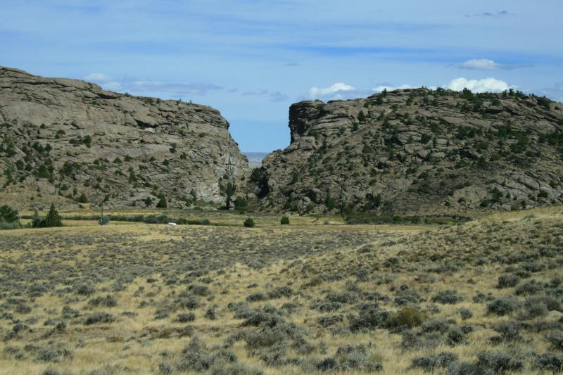 Devils' Gate, Wyoming