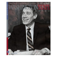 Washington State Magazine, Winter 2013 cover