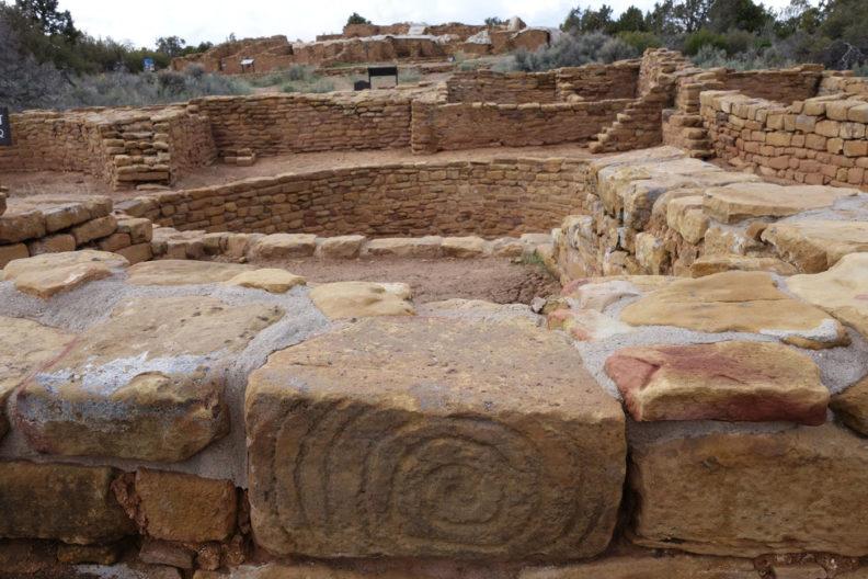 Far View petroglyph