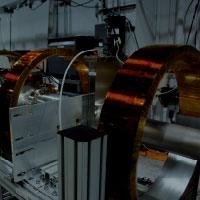 Antimatter lab
